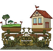 Операции с объектами загородной недвижимости и земельными участками